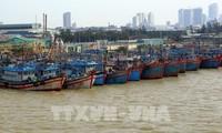 Служебная телеграмма премьер-министра о реагировании на тайфун «Вамко»