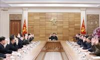 КНДР намерен проводить второе заседание ЦК Трудовой партии Кореи 8-го созыва в начале февраля