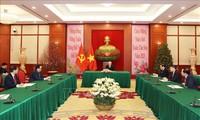 Сохраняются и укрепляются особые отношения дружбы между Кубой и Вьетнамом