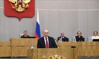 Путин призвал активнее участвовать в диалоге по информбезопасности