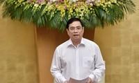 Вьетнамское правительство сосредоточит усилия на достижении целей в области развития