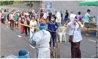 Утром 18 апреля во Вьетнаме не выявлено новых случаев заражения коронавирусом