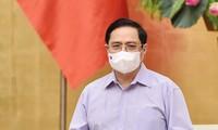Премьер-министр Фам Минь Тинь: Бороться с эпидемией как врагом