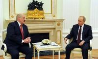Путин и Лукашенко на переговорах в Сочи обсудили развитие торгово-экономических отношений