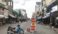 Провинции Виньлонг и Тиензянг должны строго выполнять противоэпидемиологические меры