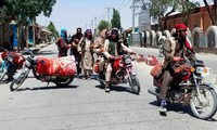 Талибы захватили крупнейший город афганской провинции Балх