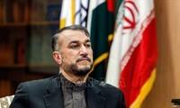 Глава МИД Ирана заявил о скором возобновлении переговоров по СВПД