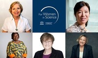 Премия L'Oréal-ЮНЕСКО «Для женщин в науке» присуждается пяти женщинам-исследователям за их новаторскую работу в области наук о жизни и окружающей среде