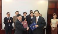 Việt Nam và Campuchia khởi công xây dựng cột mốc 314