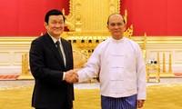Thúc đẩy hợp tác sâu rộng với Myanmar