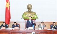 Thủ tướng Nguyễn Tấn Dũng làm việc với lãnh đạo tỉnh Cao Bằng