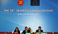 Hội nghị Tham vấn Quan chức Kinh tế cấp cao ASEAN-EU