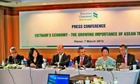 Hội nhập kinh tế ASEAN sẽ mang lại nhiều lợi ích cho Việt Nam