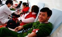 """Nhiều hoạt động hưởng ứng """"Ngày toàn dân hiến máu tình nguyện 7/4"""""""