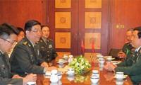 Bộ trưởng Quốc phòng Việt Nam và Trung Quốc gặp song phương