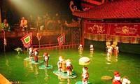 Múa rối nước - nghệ thuật diễn xướng dân gian của người Việt