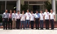 Việt Nam giành được 4 Huy chương Olympic Tin học quốc tế năm 2013
