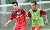 Trước trận giao hữu giữa đội tuyển Việt Nam với Câu lạc bộ Arsenal