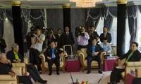 Việt Nam dự Hội nghị hẹp Bộ trưởng Quốc phòng ASEAN