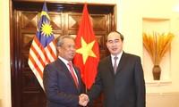 Việt Nam - Malaysia nhất trí tăng cường quan hệ hợp tác