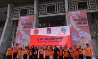Mít tinh chung tay phòng chống bạo lực đối với phụ nữ và trẻ em gái