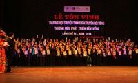 Tôn vinh 200 thương hiệu truyền thống Việt