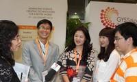 Các nhà khoa học trẻ Việt Nam tham dự hội nghị toàn cầu tại Singapore