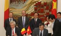 Việt Nam là đối tác ưu tiên về hợp tác kinh tế tại châu Á của Bỉ