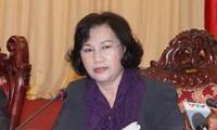 Phó Chủ tịch Quốc hội Nguyễn Thị Kim Ngân: Đẩy mạnh kiểm toán việc thực hiện tái cơ cấu nền kinh tế