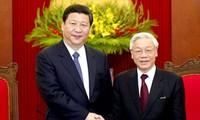 Việt Nam – Trung Quốc tiếp tục thúc đẩy quan hệ hai nước trong thời gian tới