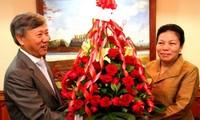 Việt Nam chúc mừng ngày thành lập Đảng Nhân dân cách mạng Lào