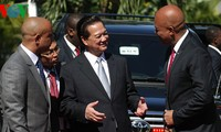 Tuyên bố chung Việt Nam – Haiti