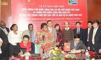 Việt Nam và Nam Phi tăng cường hợp tác trong lĩnh vực bảo tồn đa dạng sinh học