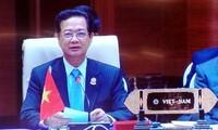 Thủ tướng Chính phủ Nguyễn Tấn Dũng: Phải bảo đảm sản xuất kinh doanh của các doanh nghiệp