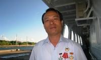 Cựu chiến binh Trần Hữu Quê: Đến với Trường Sa - Chuyến đi gắn kết những người Việt