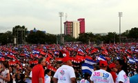 Việt Nam tham dự lễ kỷ niệm 35 năm cách mạng Sandino thành công