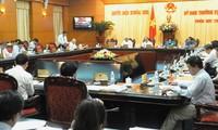 Thường vụ Quốc hội khai mạc phiên họp thứ 31