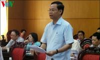 Ủy ban Thường vụ Quốc hội cho ý kiến vào các báo cáo về giải quyết khiếu nại, tố cáo của công dân