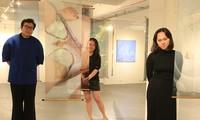 Du học sinh Việt Nam tổ chức triển lãm nghệ thuật đương đại tại Anh