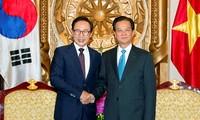 Việt Nam và Hàn Quốc có mối quan hệ điển hình hướng đến tương lai