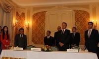 Đẩy mạnh hợp tác đầu tư giữa 3 nước Slovakia-Lào-Việt Nam
