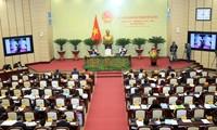 Bế mạc kỳ họp thứ 11 Hội đồng nhân dân Thành phố Hà Nội