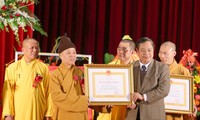 Đại lễ kỷ niệm 10 năm thành lập Giáo hội Phật giáo Việt Nam tỉnh Quảng Ninh