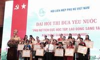Đại hội thi đua yêu nước Hội phụ nữ Việt Nam