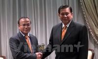 Thúc đẩy mở rộng quan hệ hữu nghị Việt Nam-Thái Lan