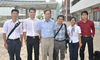 Trao hơn 200 suất học bổng Odon Vallet cho học sinh, sinh viên Thừa Thiên-Huế