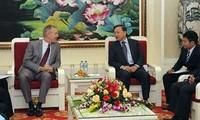 Thúc đẩy hợp tác giữa Bộ Công an Việt Nam với các cơ quan thực thi pháp luật Hoa Kỳ