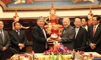 Việt Nam và Campuchia tăng cường hợp tác trong lĩnh vực pháp luật