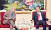 Thứ trưởng Bộ Công an Tô Lâm tiếp Đại sứ lưu động phụ trách Tự do tôn giáo quốc tế, Bộ Ngoại giao Mỹ