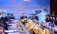 Hội nghị xúc tiến đầu tư phát triển du lịch 2016 của tỉnh Bình Định
